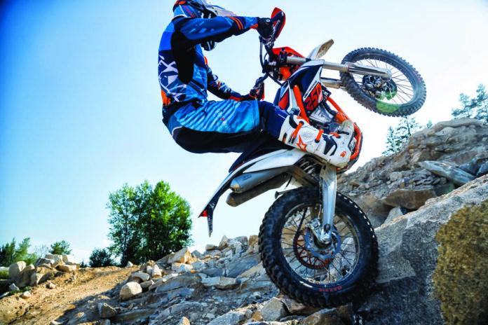 KTM Freeride 250F