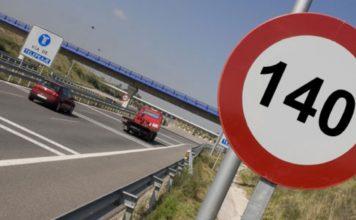 rakouská dálnice zvýšení rychlosti