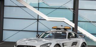 Safety car Formule 1, Mercedes