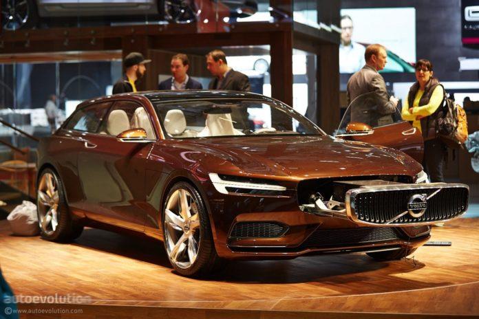 Volvo elektromobil