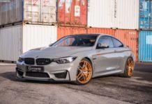 BMW M4 CS G-Power automobil 600 koní