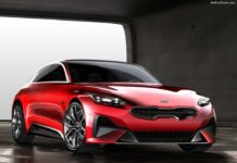 Kia Proceed automobil