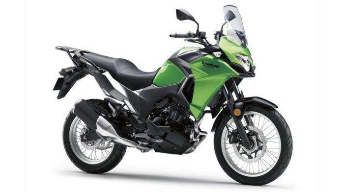 Motocykl Kawasaki Versys - x 300