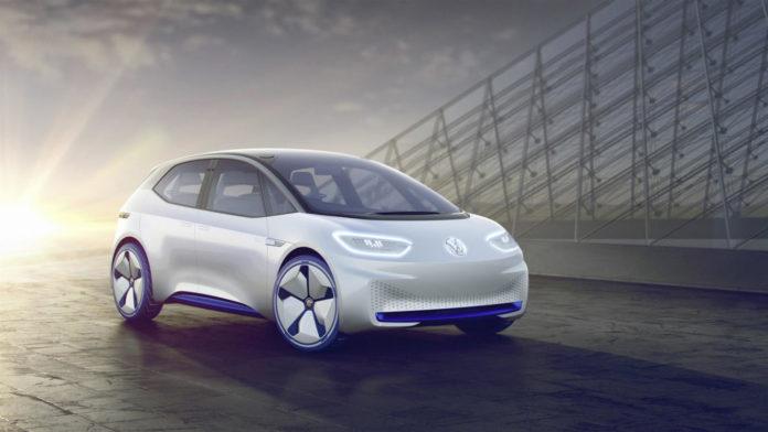 Volkswagen elektromobil