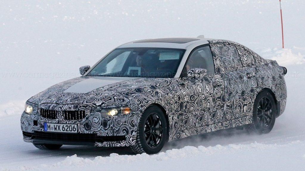 BMW automobil
