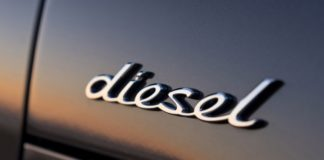 diesel název