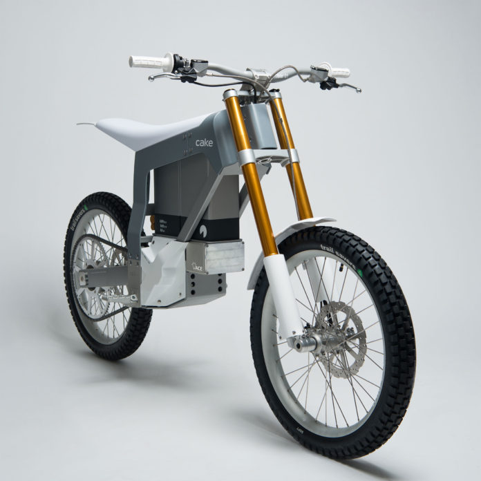 Cake Kalk eletrická motorka
