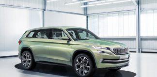 Škoda Vision X na CNG