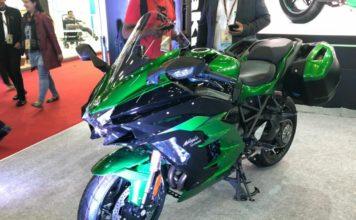 Kawasaki Ninja H2 MY2016