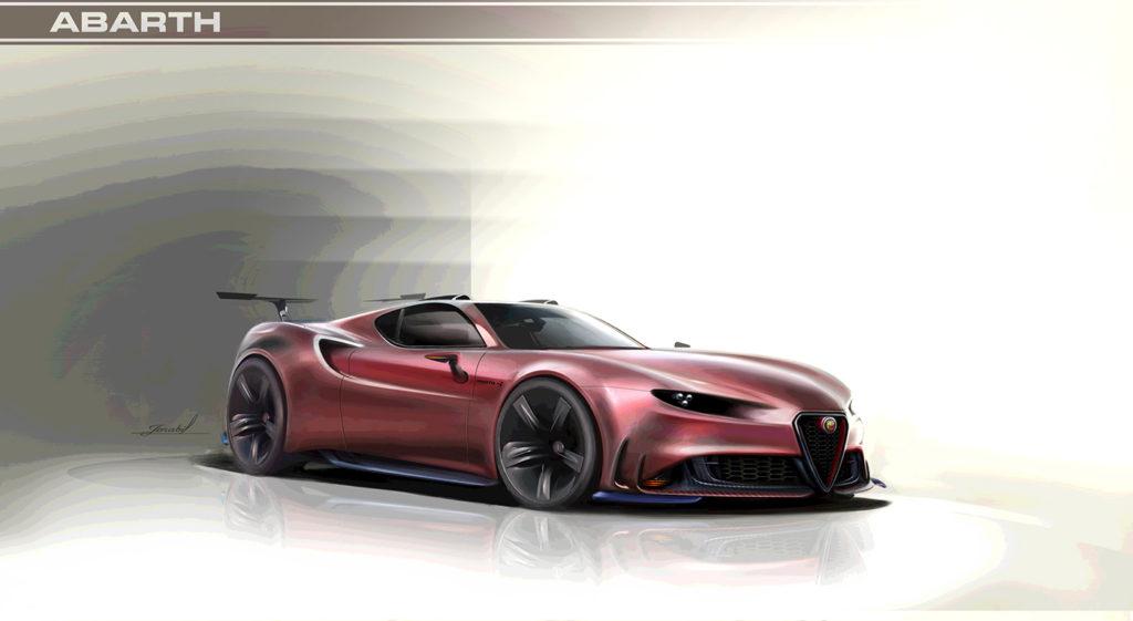 Alfa Romeo 4C Abarth