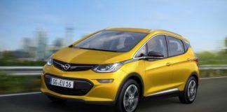 Opel corsa elektromobil