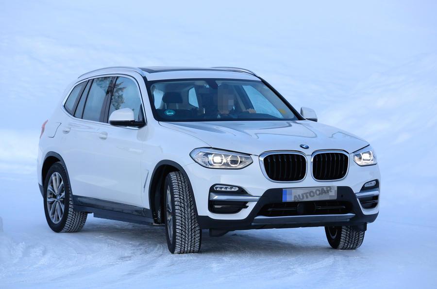 Elektromobil BMW IX3