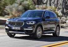 BMW Elektrický Crossover