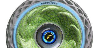 Pneumatiky Goodyear Oxygene