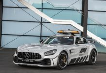 Safety car Formule 1, Mercedes