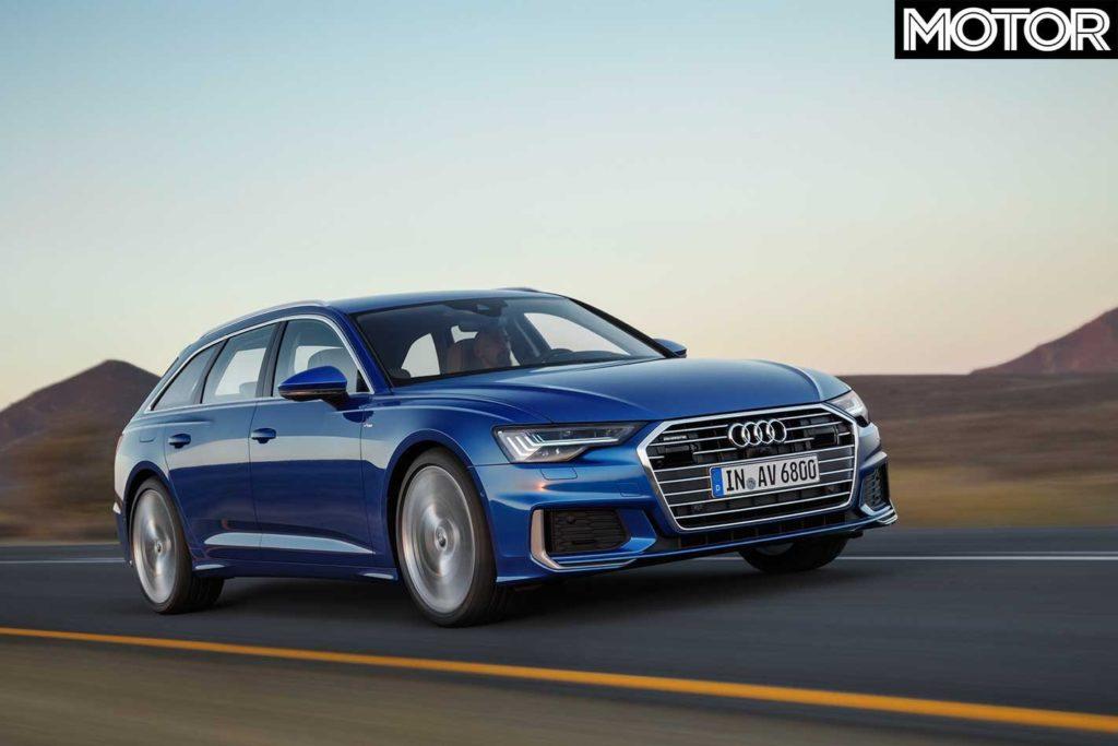 Audi A6 automobil