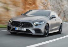 Mercedes Benz třída S sedan