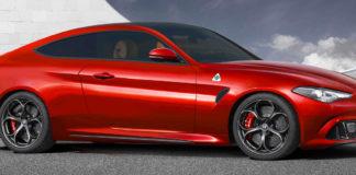 Alfa Romeo Giulia automobil