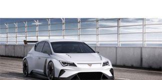 Cupra E-Racer elektromobil