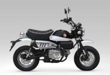 Minibike Honda Monkey