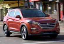 Automobil Hyundai Tuscon