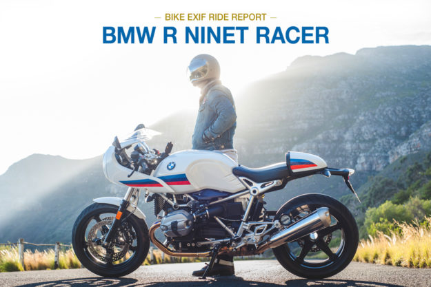BMW R niteT