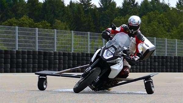 bosh motorka