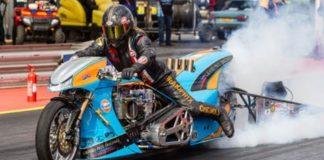 motocykl dragster