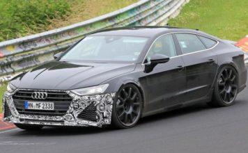 dc771ef3b4 Nové Audi RS7 Sportback zapózovalo špionům. Máme fotky!
