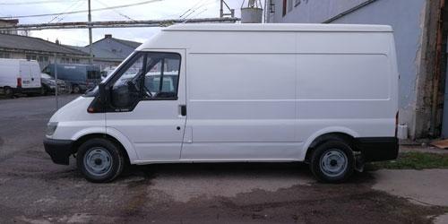 Zdroj foto: dodavky.net                  Ford Transit (L1H2) – SNĚHURKA